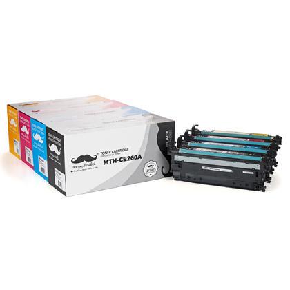 Compatible HP 647A 648A Toner cartridge Combo BK/C/M/Y - Moustache@
