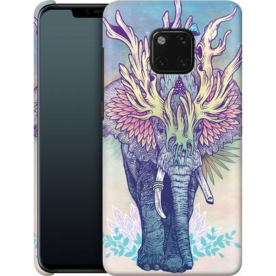 Huawei Mate 20 Pro Smartphone Huelle - Spirit Elephant  von Mat Miller