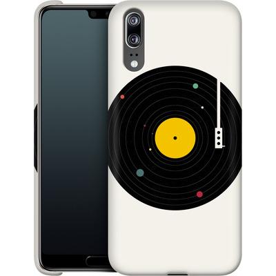 Huawei P20 Smartphone Huelle - Music Everywhere von Florent Bodart