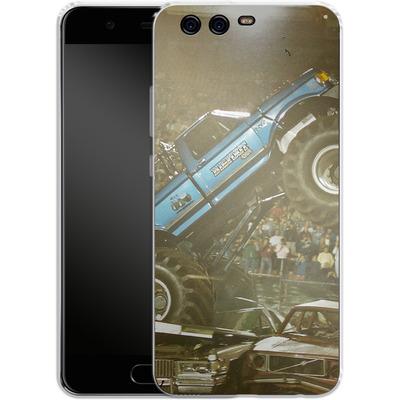 Huawei P10 Silikon Handyhuelle - Bigfoot 4x4 von Bigfoot 4x4