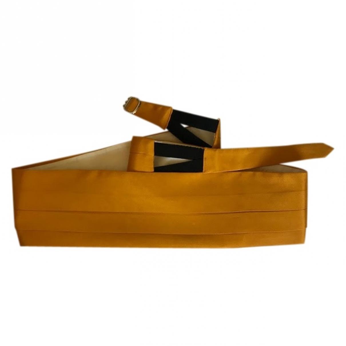 Cinturon de Seda Gianfranco Ferre