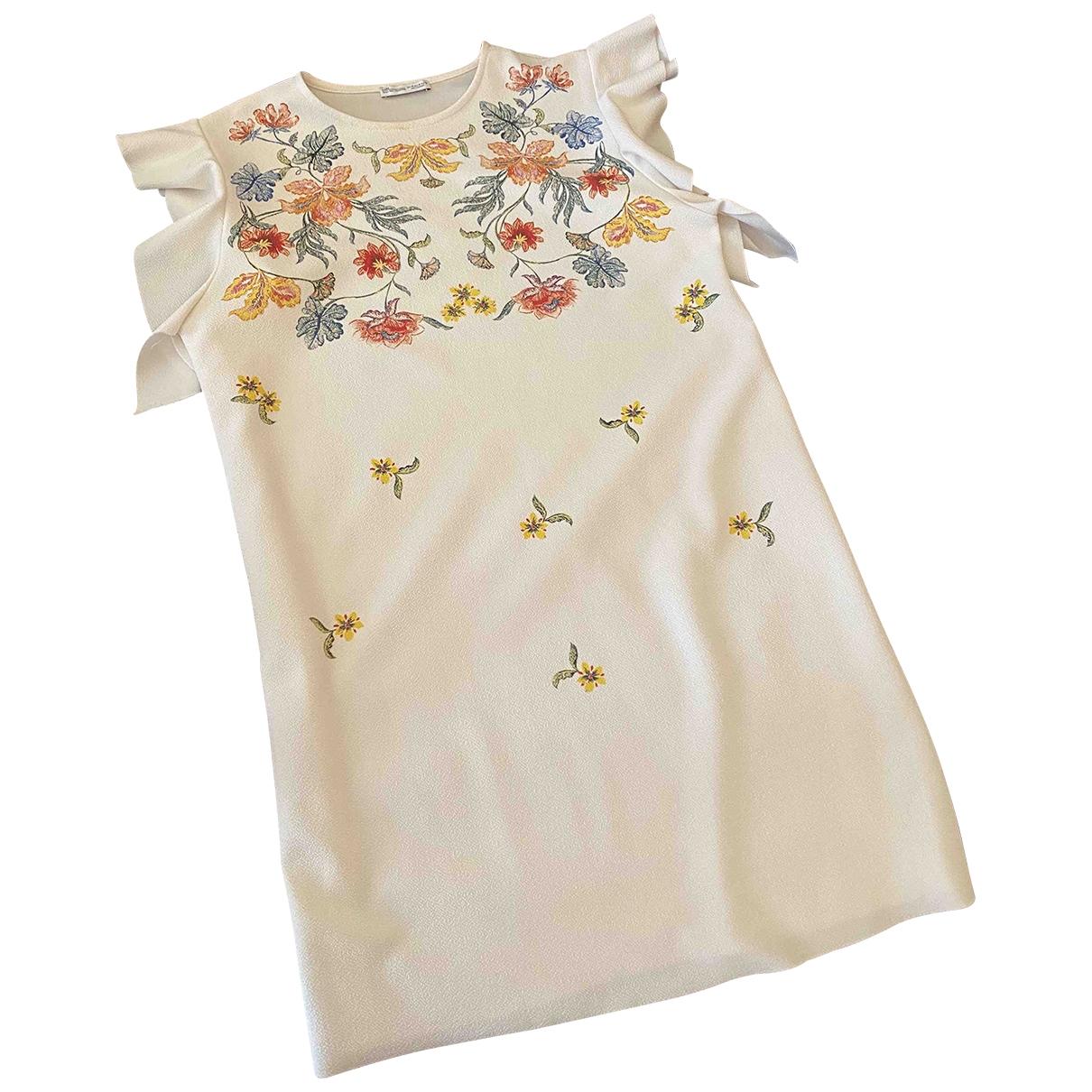 Mini vestido Tweed Zara
