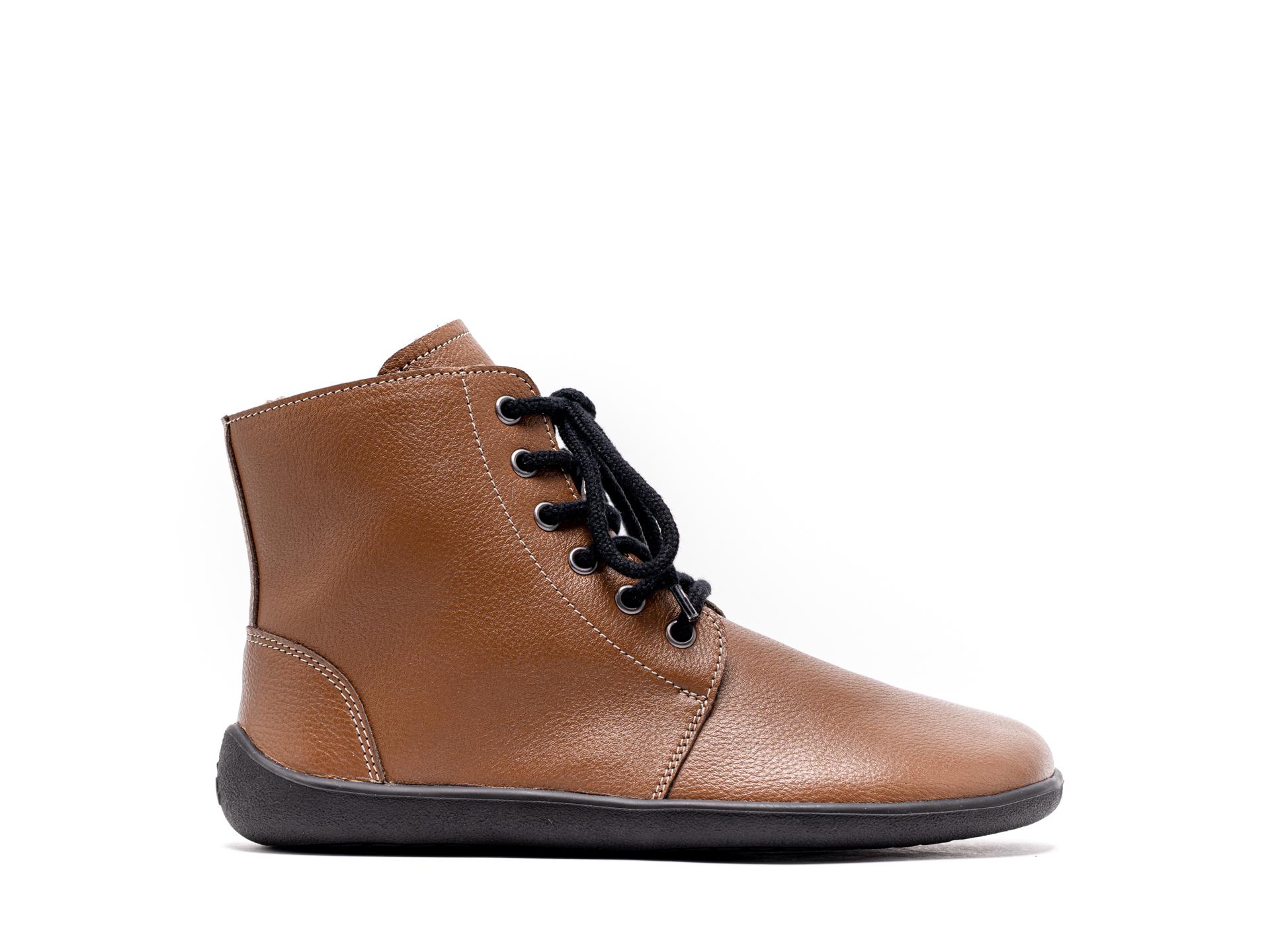 Barefoot shoes – Be Lenka Nord – Caramel 40