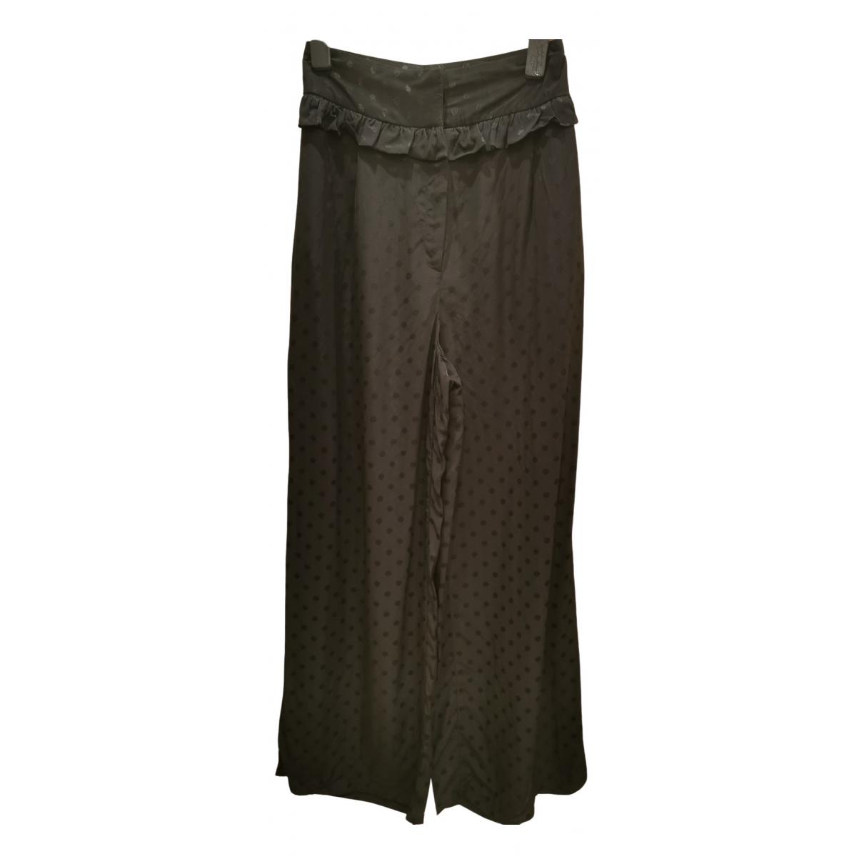 Pantalon largo Zara