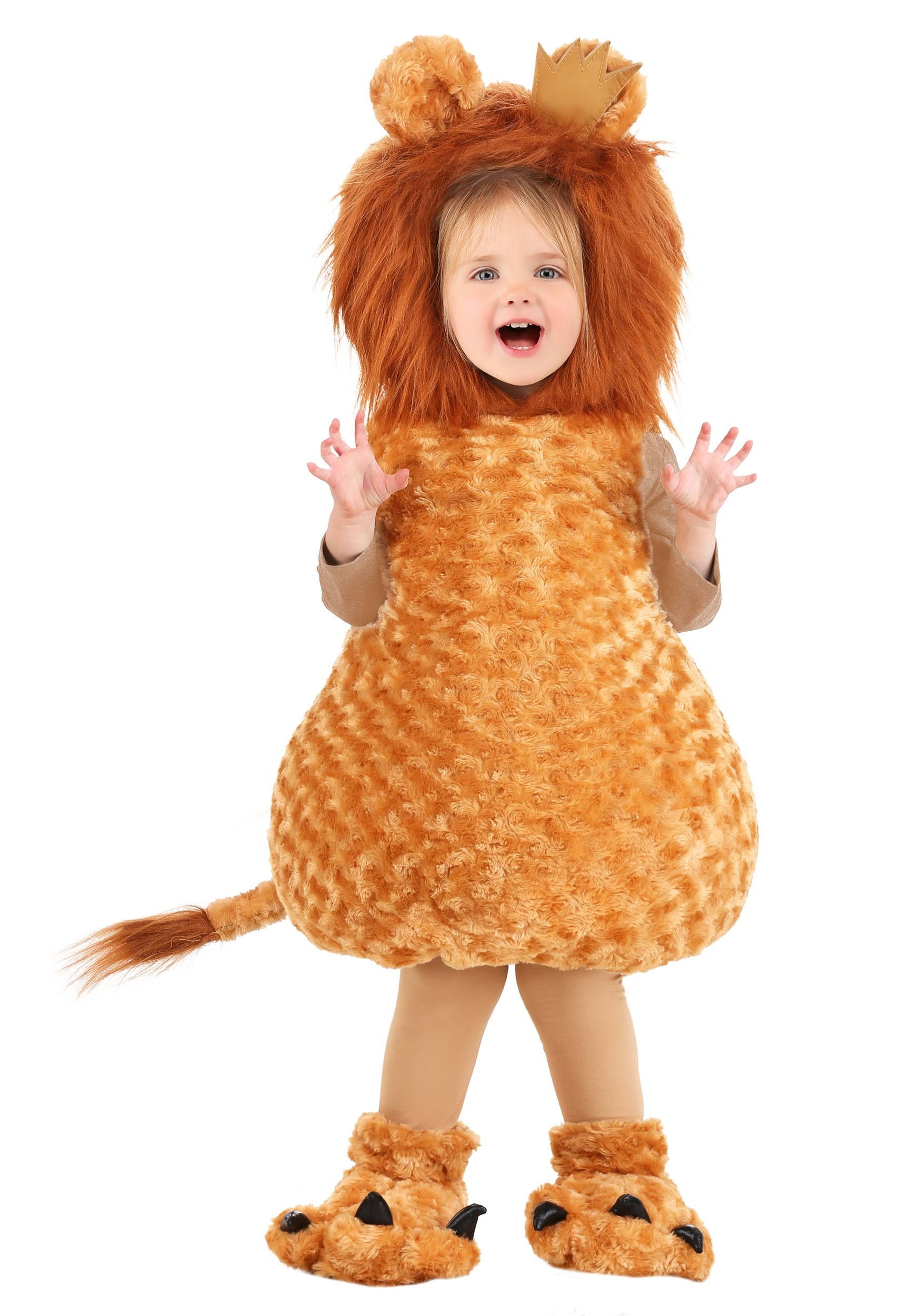 Lion Bubble Costume for Infant/Toddler