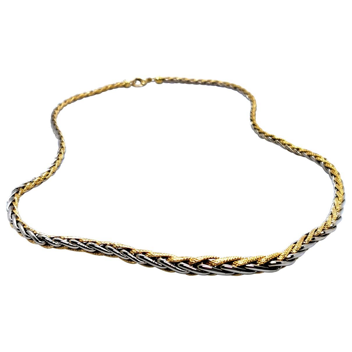 Collar de Oro amarillo Autre Marque