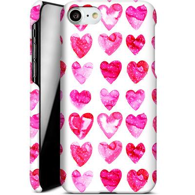 Apple iPhone 7 Smartphone Huelle - Heart Speckle von Amy Sia