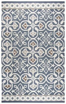 OPLOU574A33550912 Opulent Area Rug Size 9'X12'  in