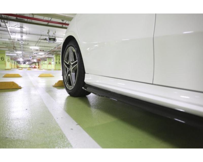 ARMASpeed 1CCBZ16G17-L /R Carbon Side Skirt Mercedes Benz W177 A250 2019-2021