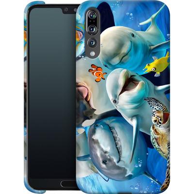 Huawei P20 Pro Smartphone Huelle - Ocean Selfie von Howard Robinson