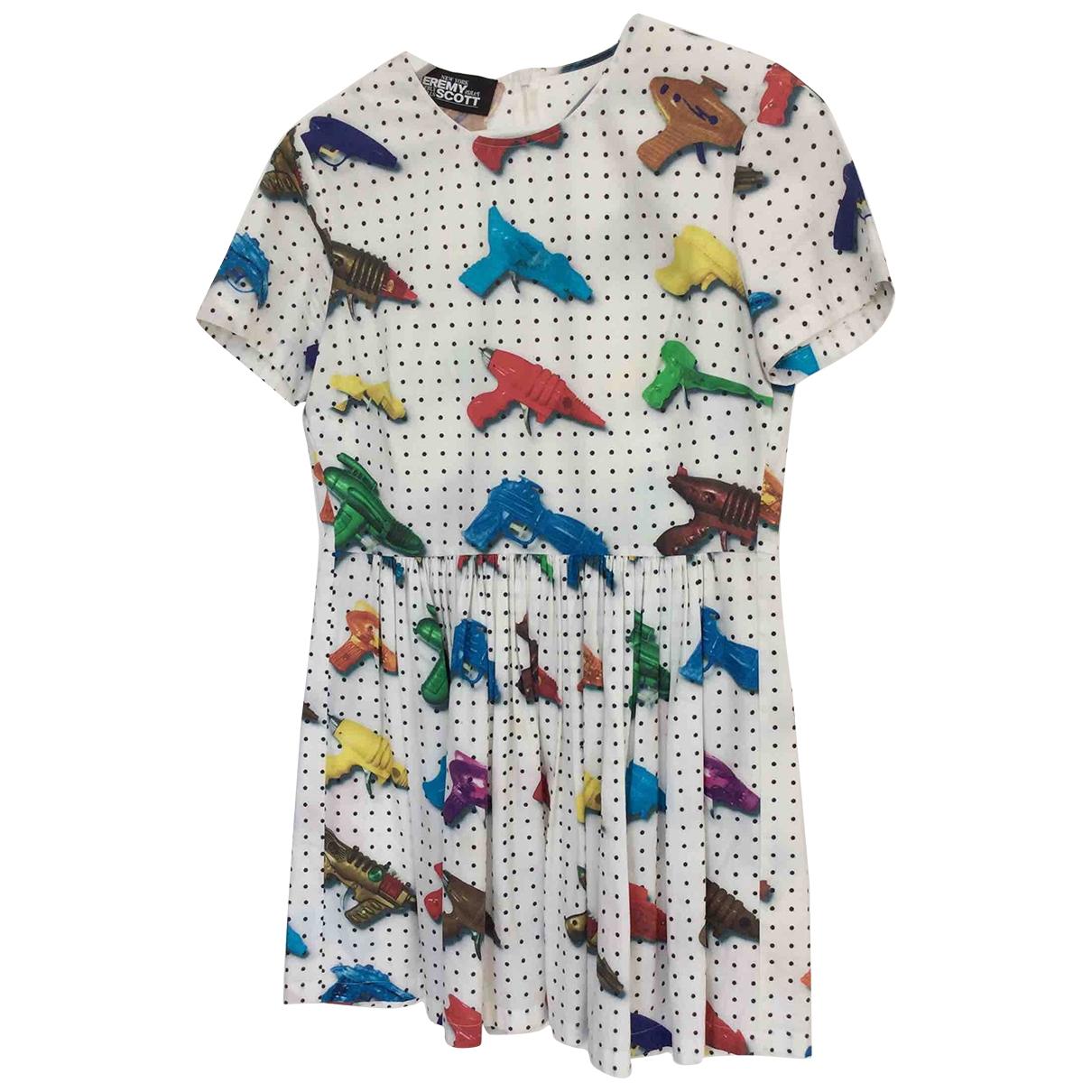 Jeremy Scott - Robe   pour femme en coton