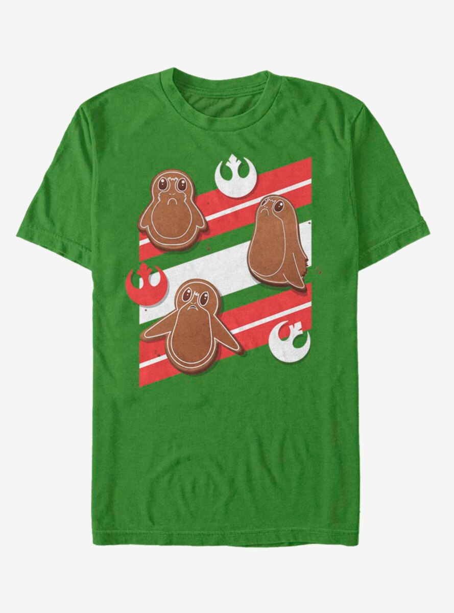 Star Wars: The Last Jedi Ginger Porgs T-Shirt
