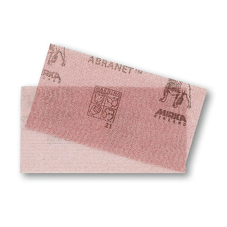 """ABRANET 3x5"""" Grip Sandpaper, P120, 50 Sheets/Box"""