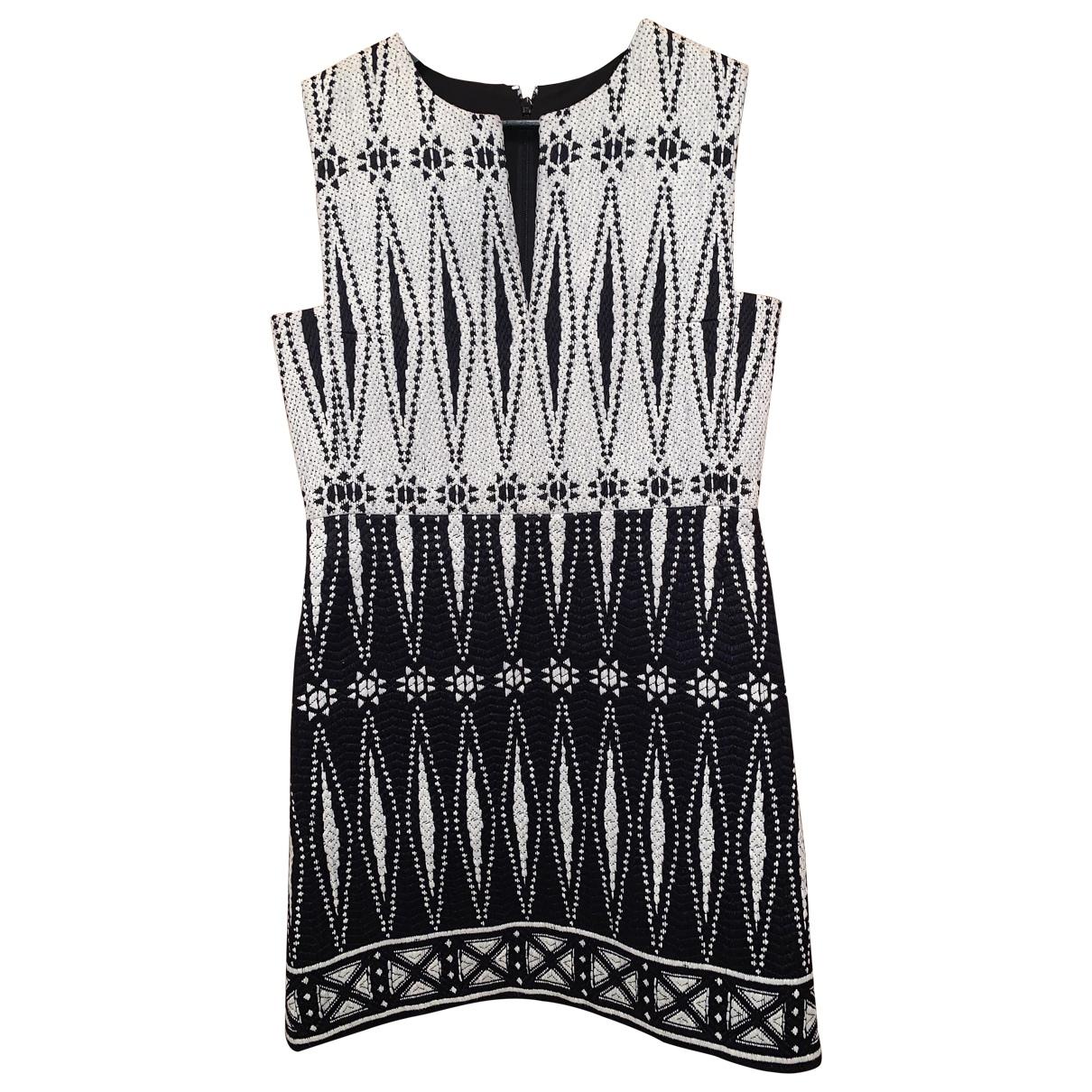 Tory Burch \N Kleid in  Schwarz Polyester