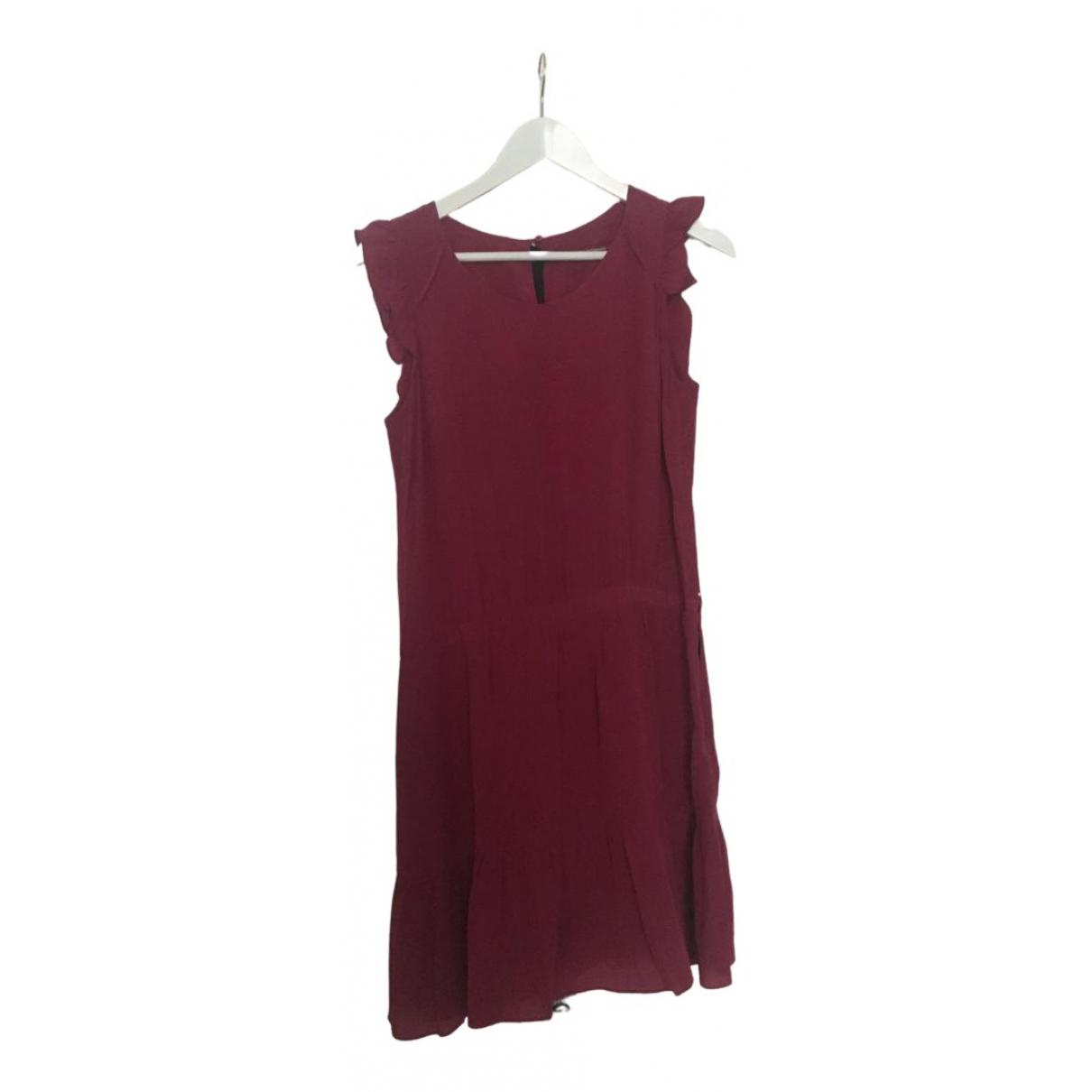 Comptoir Des Cotonniers \N Kleid in  Rosa Viskose