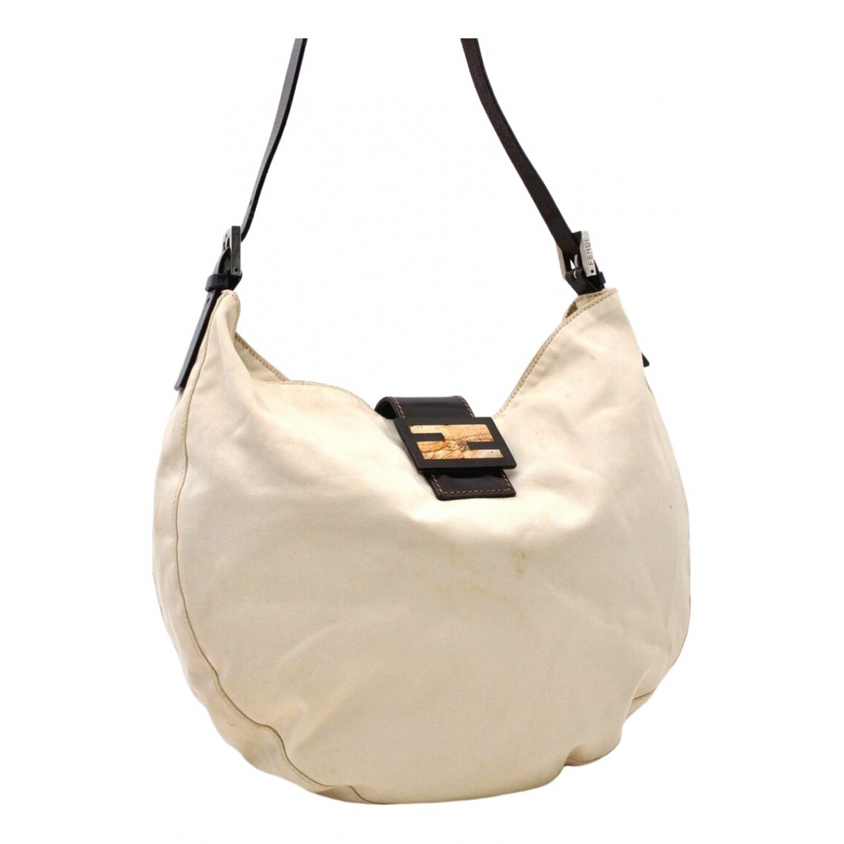 Fendi \N White Cloth handbag for Women \N