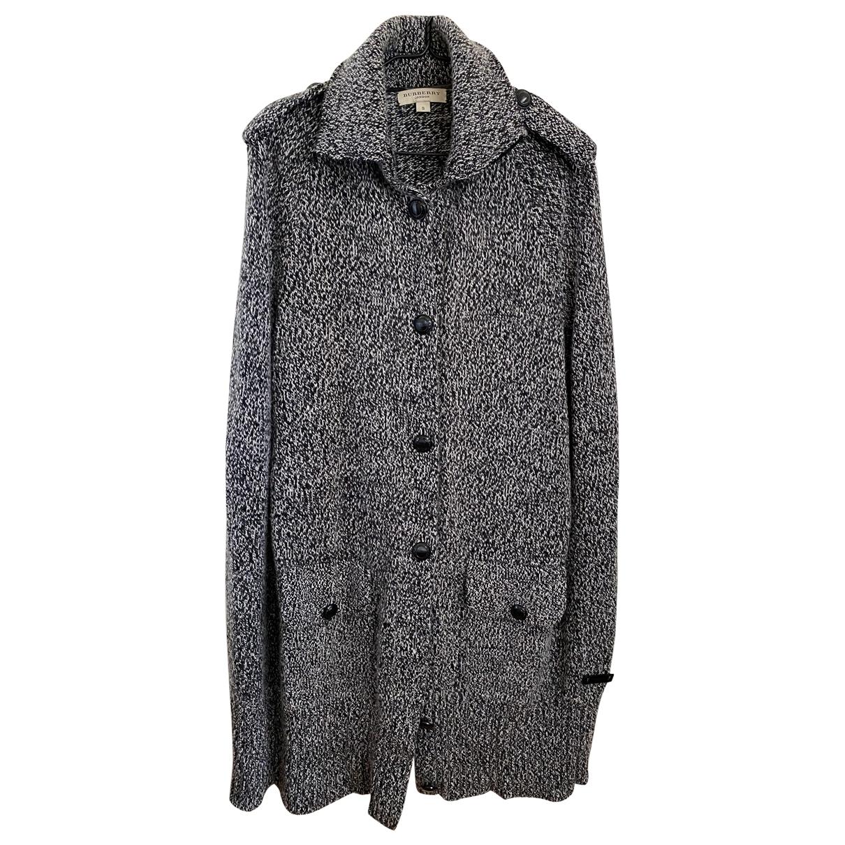 Burberry \N Cotton coat for Women S International