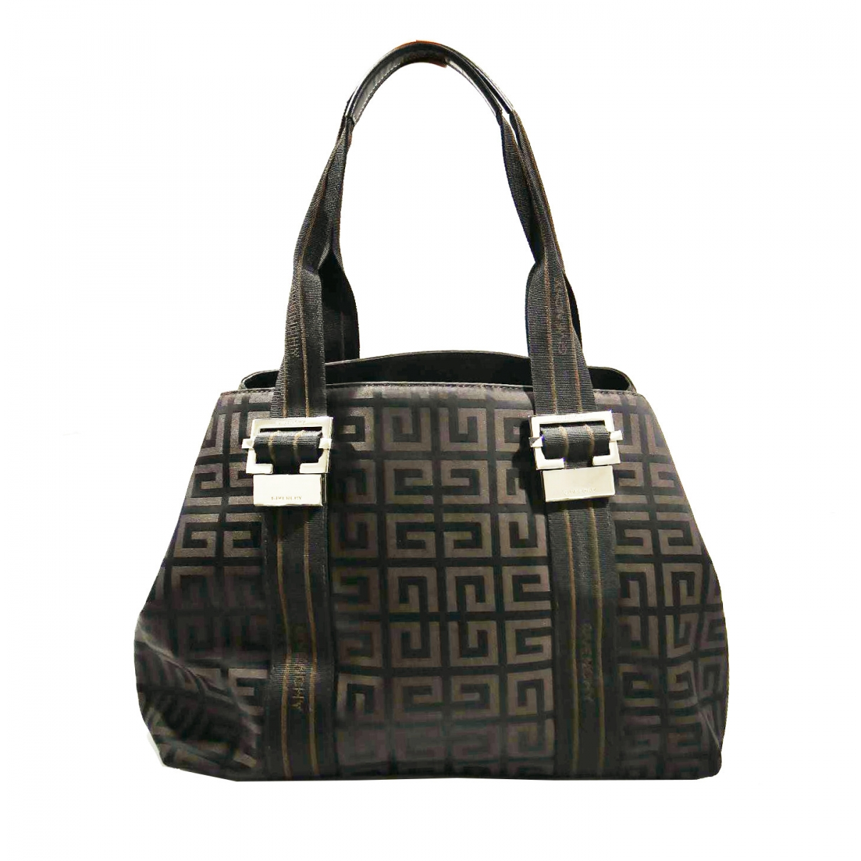 Givenchy \N Black Cloth handbag for Women \N