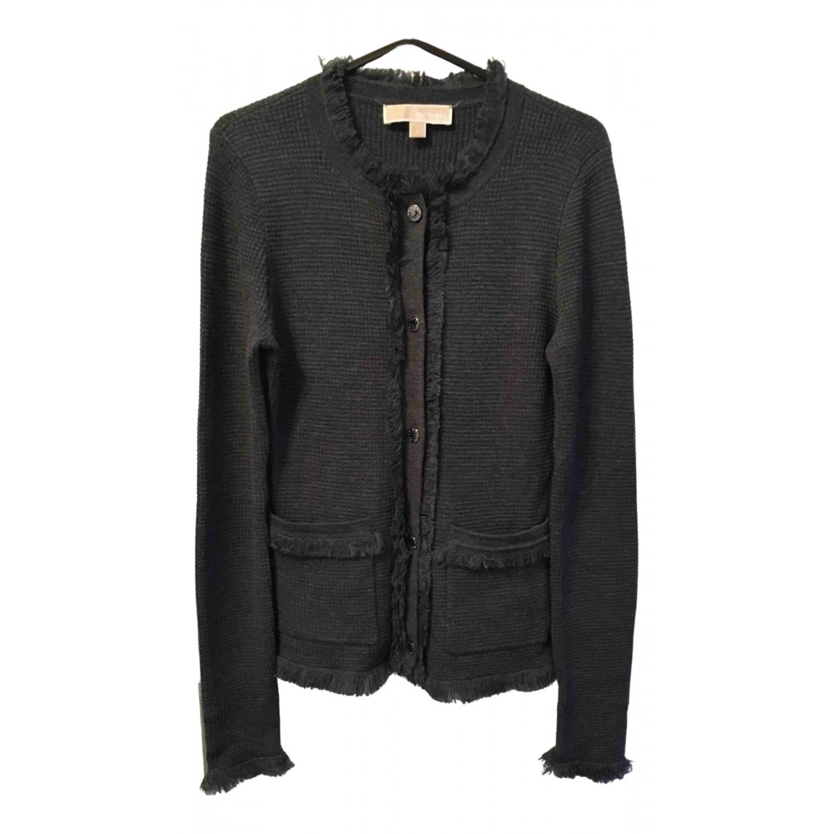 Michael Kors \N Grey Wool Knitwear for Women 36 FR