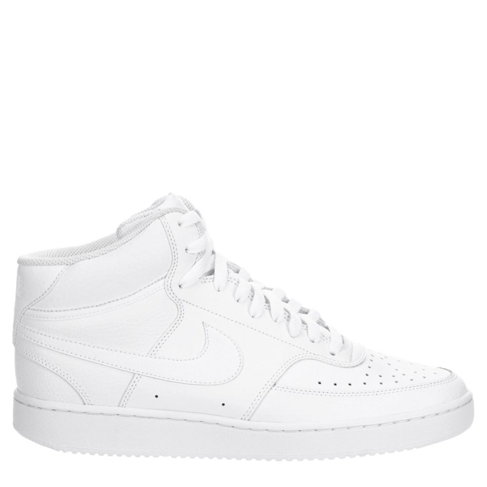 Nike Mens Court Vision Mid Shoes Sneakers