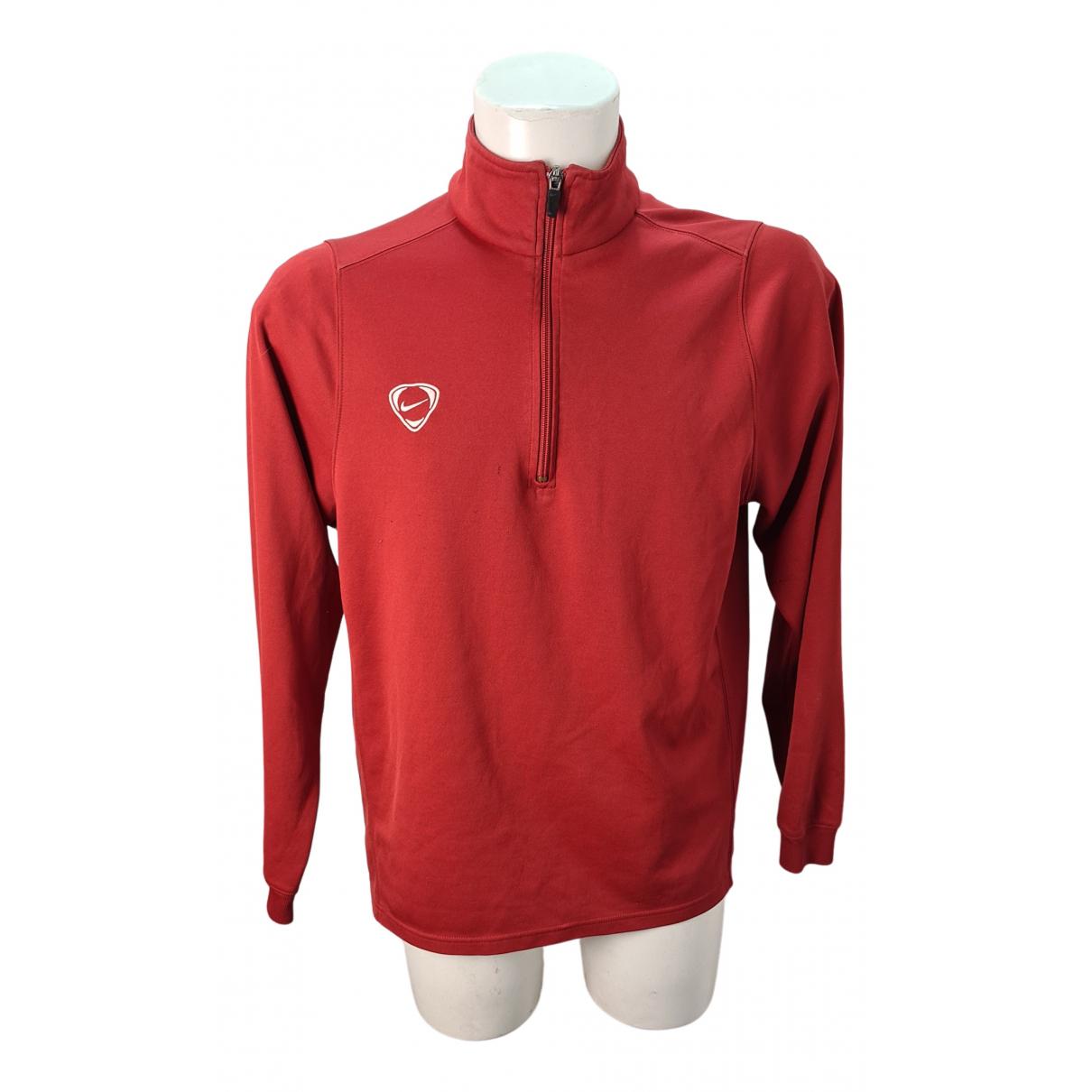Nike N Red Knitwear & Sweatshirts for Men M International