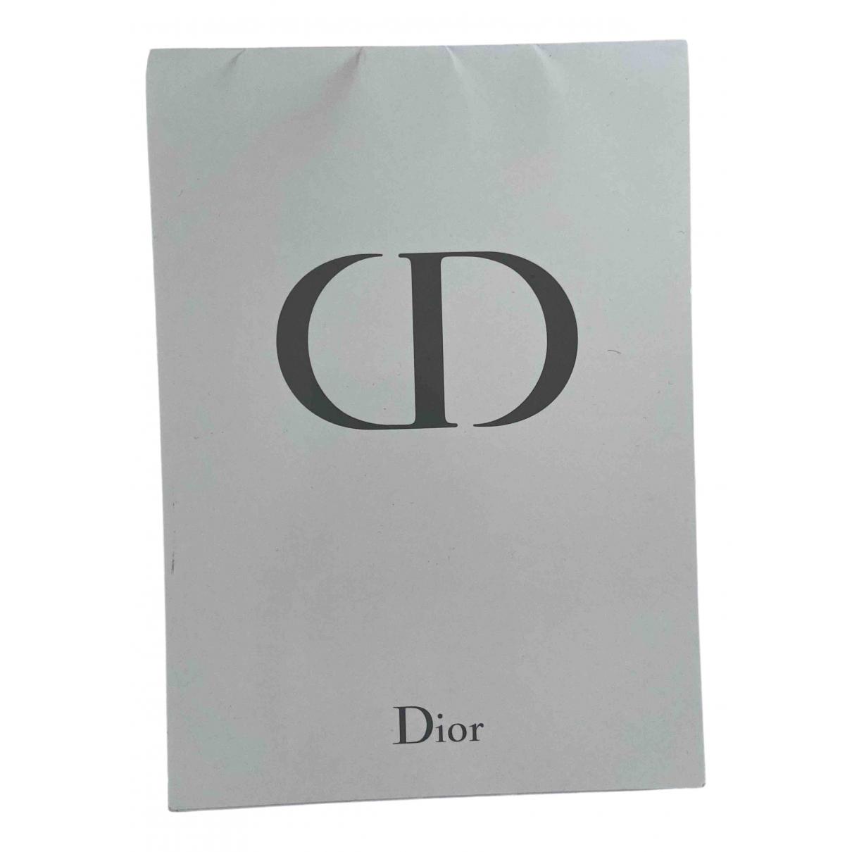 Cuaderno Dior