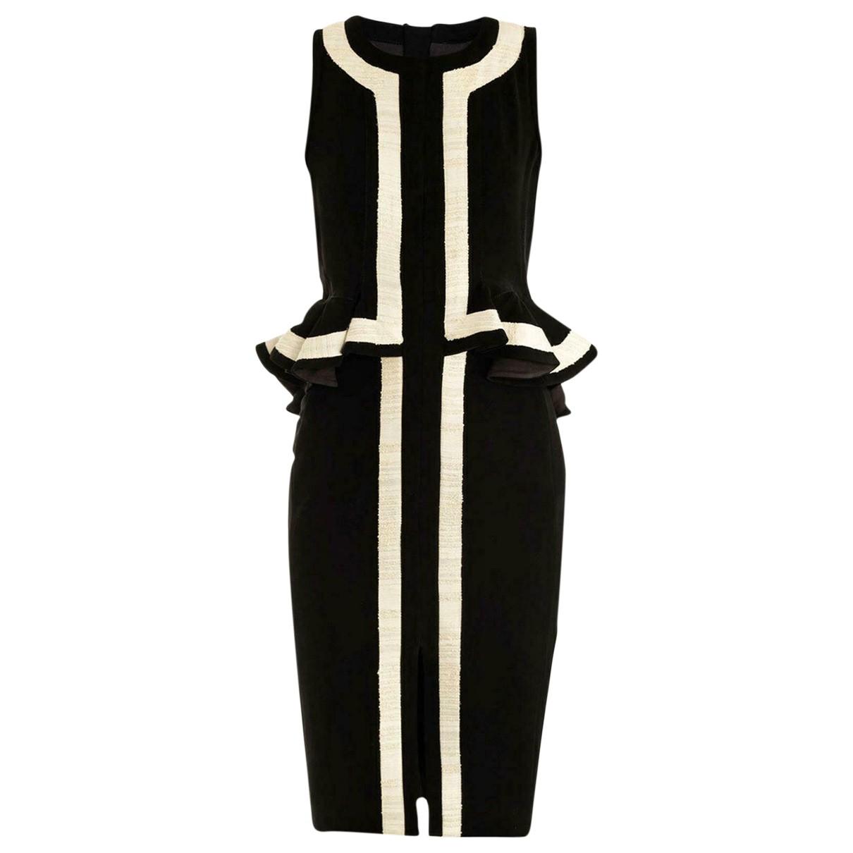 Altuzarra \N Black dress for Women 40 FR