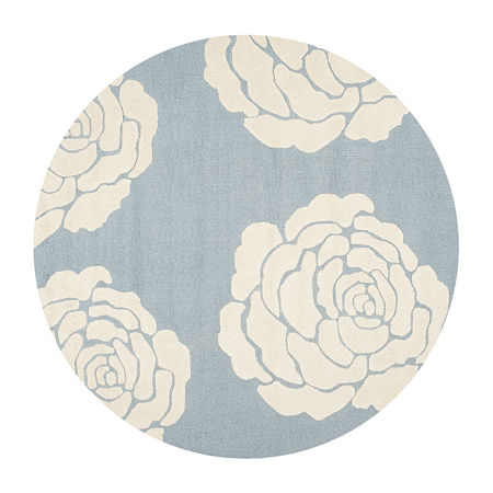 Safavieh Dacre Floral Rug, One Size , Blue