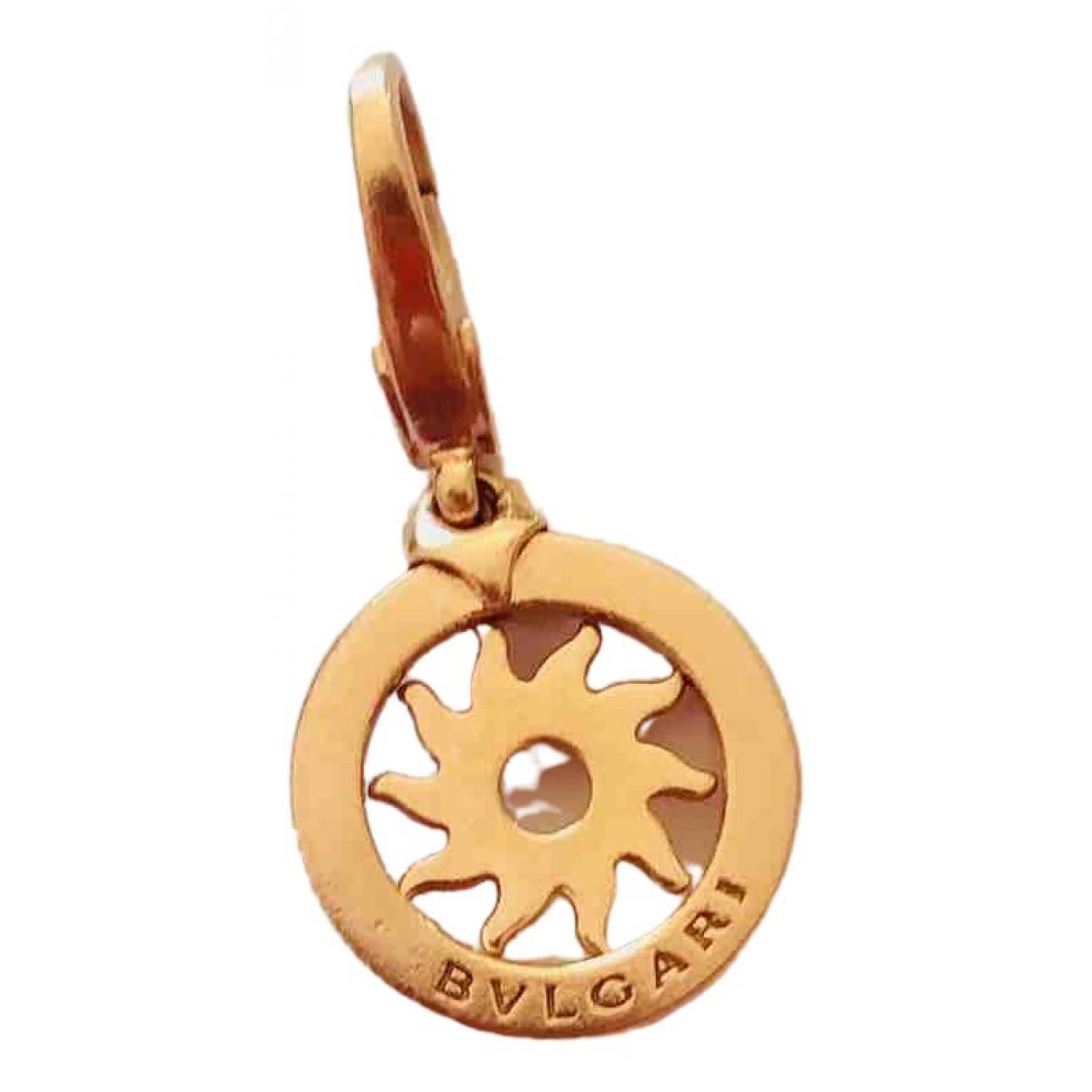 Bvlgari Tondo Anhaenger in  Gold Gelbgold