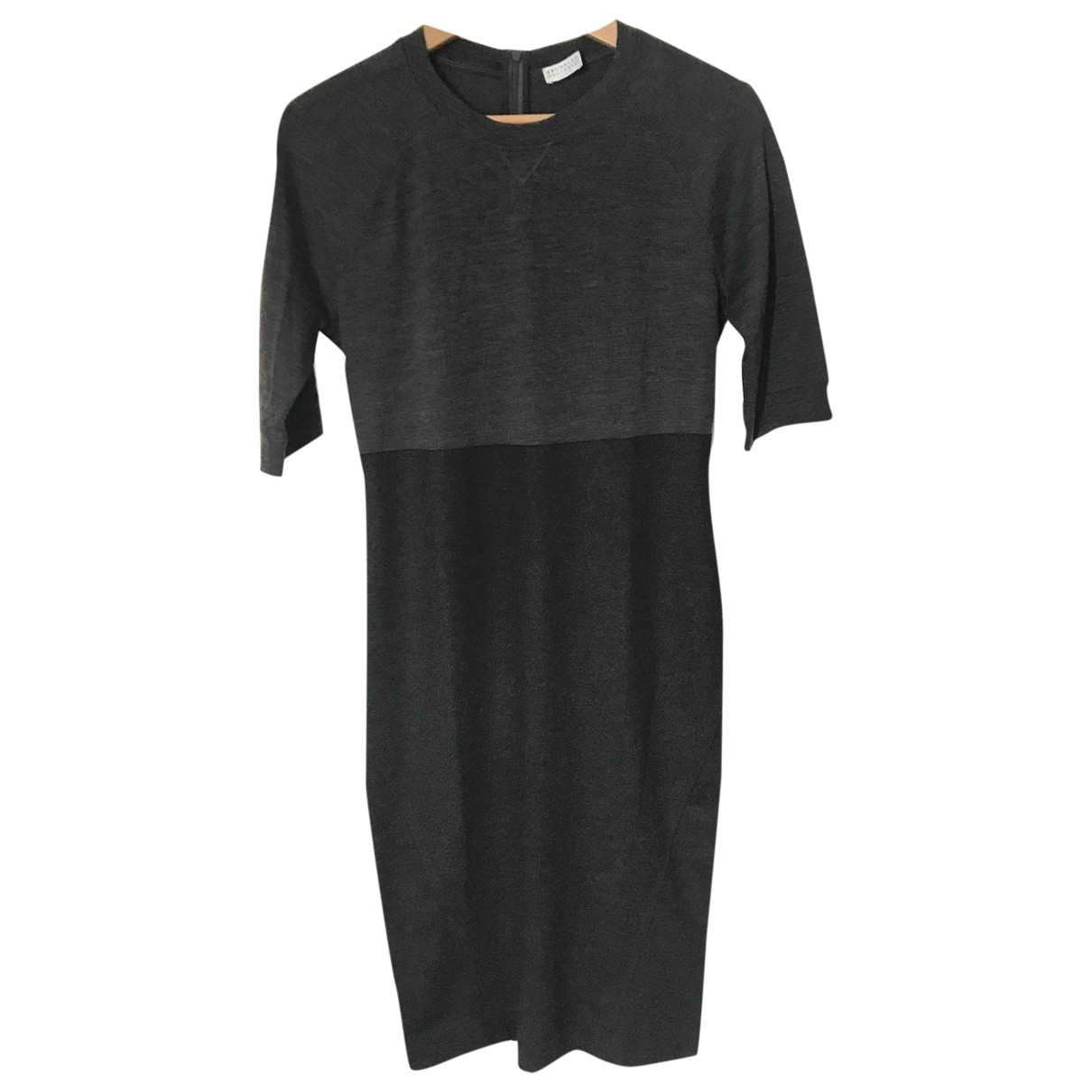 Brunello Cucinelli \N Kleid in Wolle