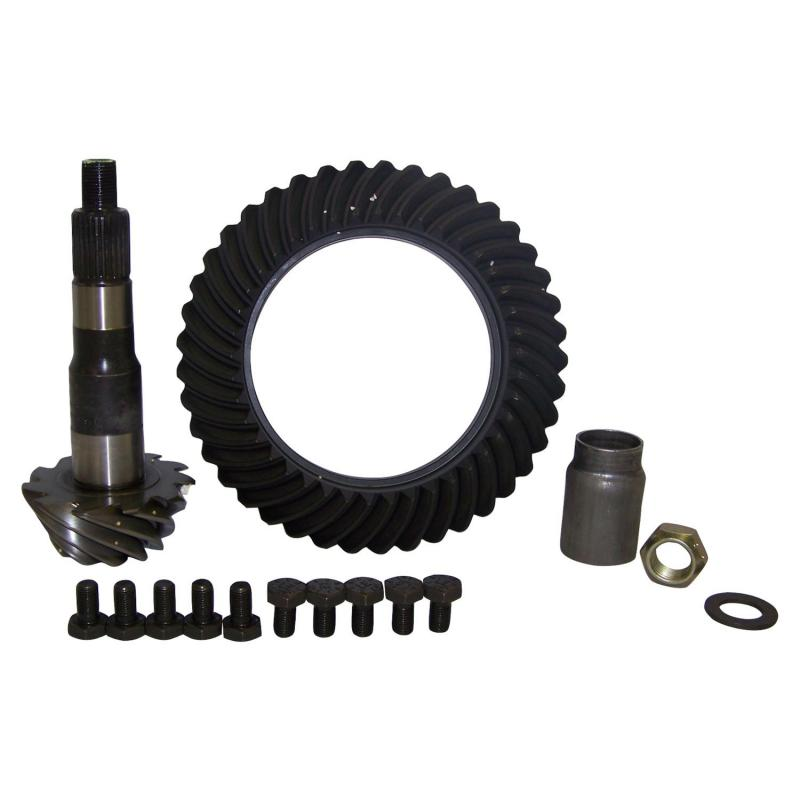 Crown Automotive 5019854AB Jeep Replacement Ring & Pinion Kit for Jeep 00/04 Grand Cherokee w/ Dana 44 Rear Axle; 3.73 Ratio Jeep Grand Cherokee Rear