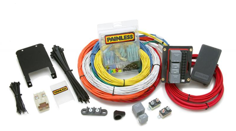 Painless Wiring 10144 Customizable Extreme Off-Road Harness-15 Circuits