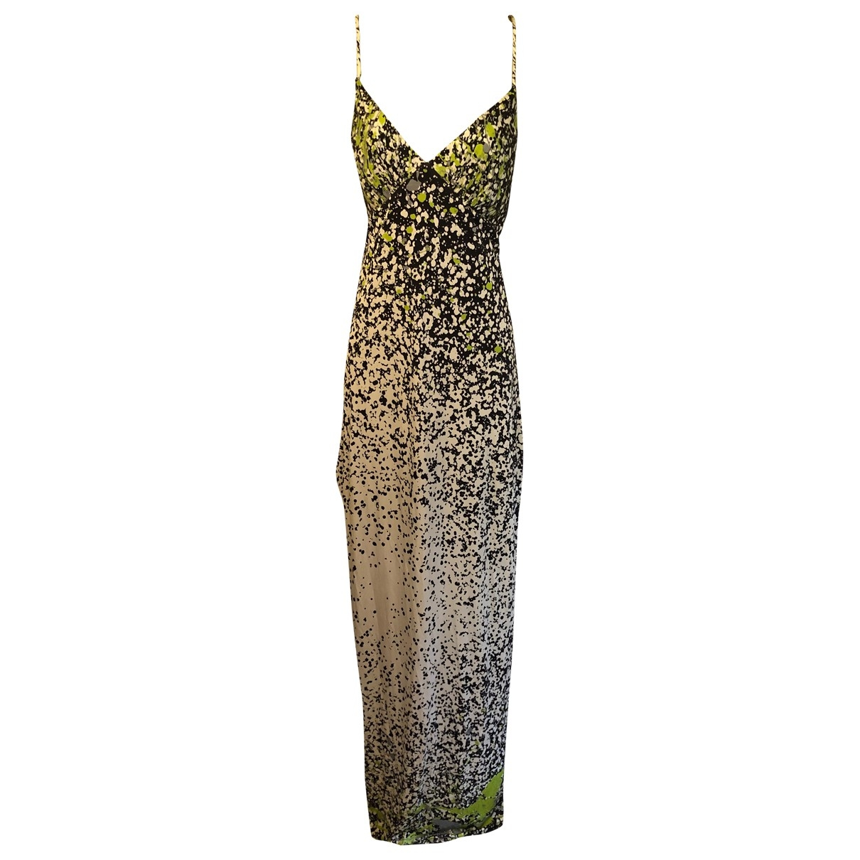 Yigal Azrouel \N Multicolour Silk dress for Women 36 FR