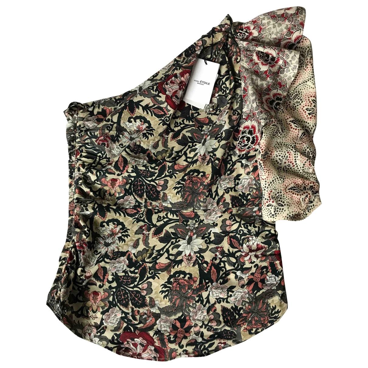 Isabel Marant Etoile \N Multicolour Cotton  top for Women 40 FR