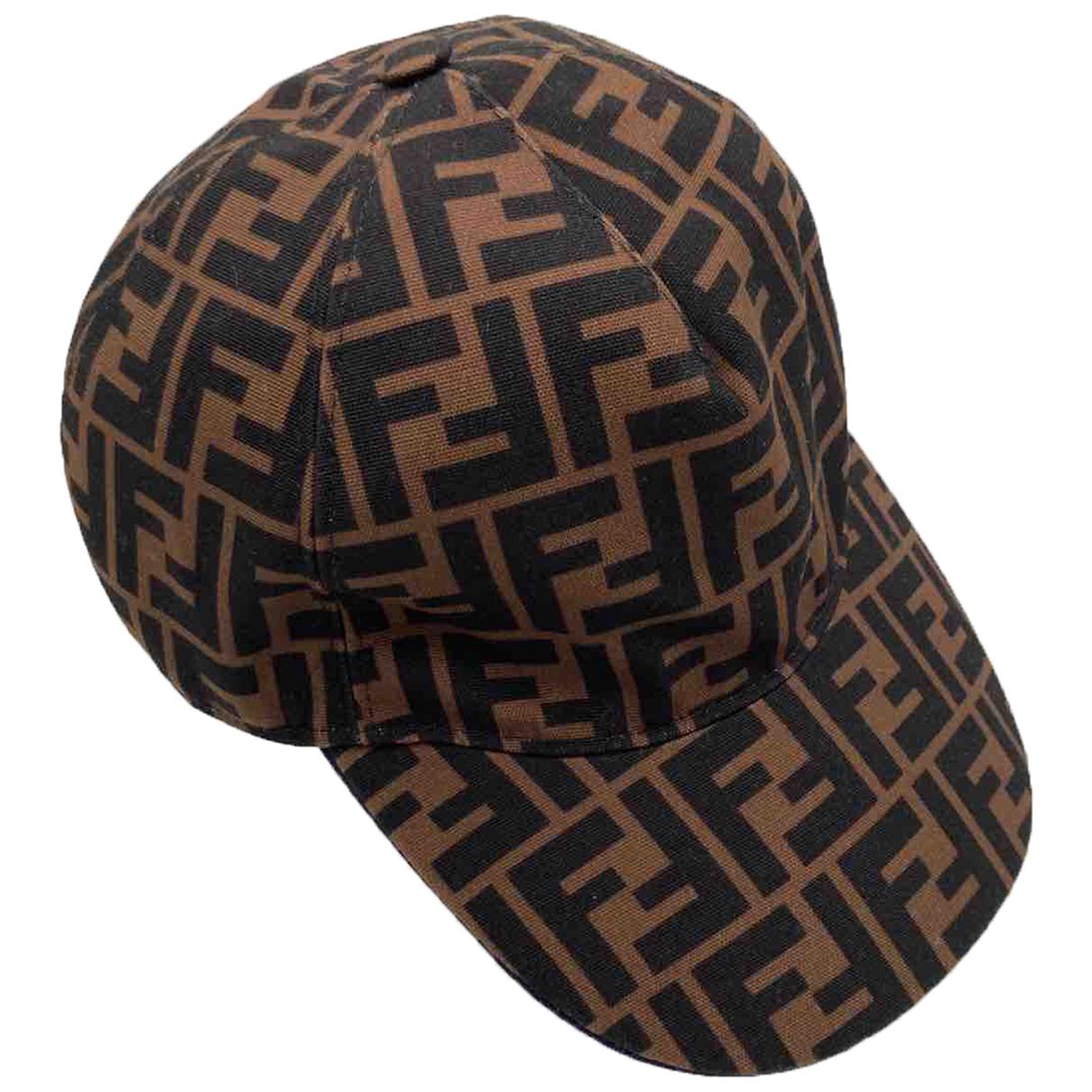 Fendi - Chapeau & Bonnets   pour homme - marron