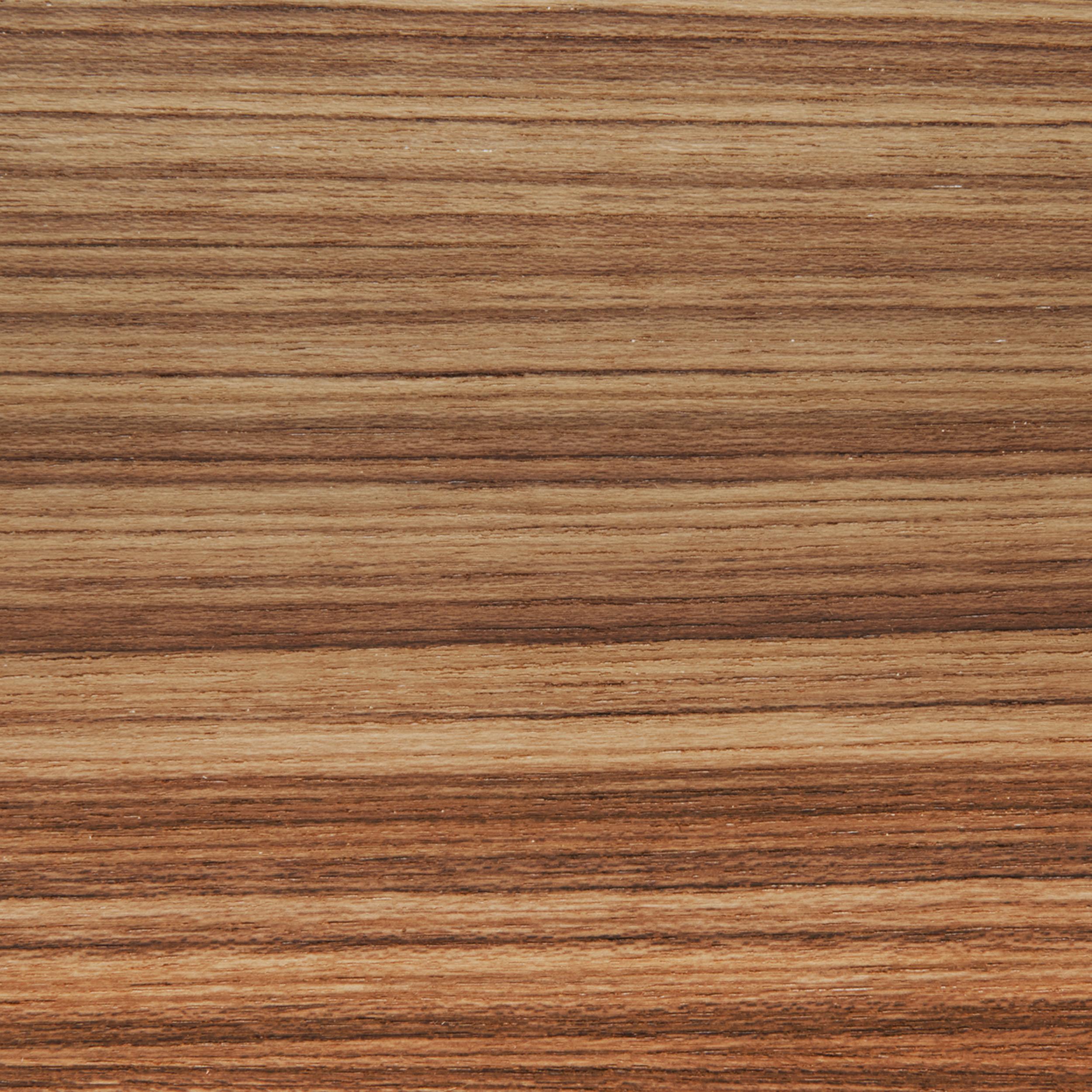 Teak Veneer Sheet Quarter Cut 4' x 8' 2-Ply Wood on Wood