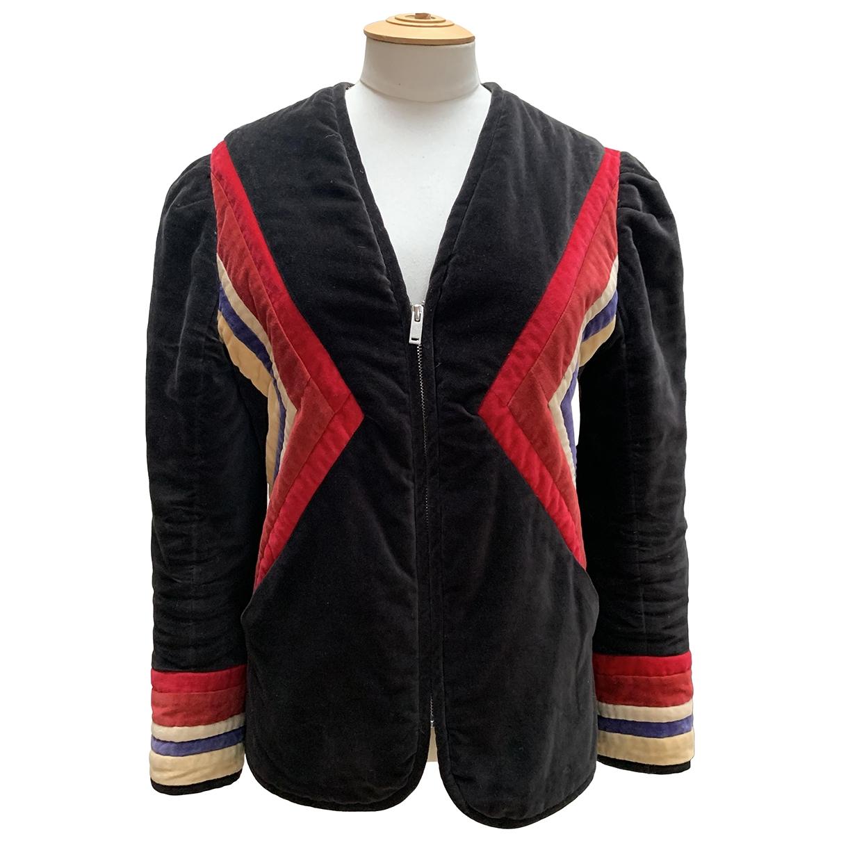 Isabel Marant Etoile \N Black Velvet jacket for Women 40 FR