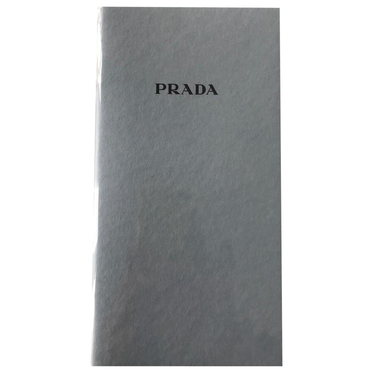 Prada - Objets & Deco   pour lifestyle en autre - bleu