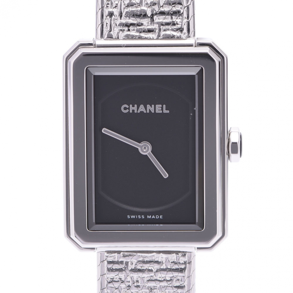 Chanel Boy-Friend Silver Steel watch for Women \N