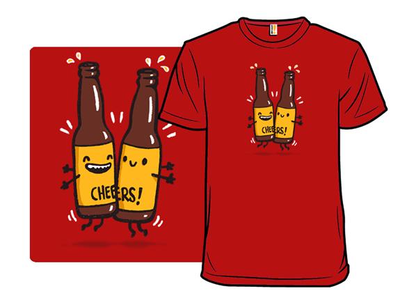Chest Bump! T Shirt