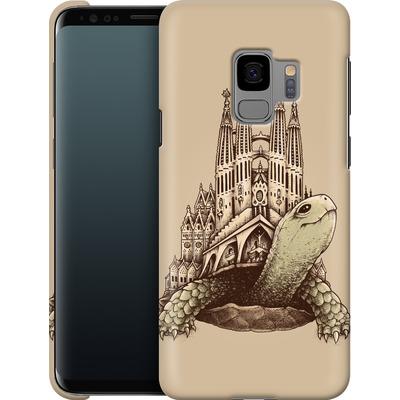 Samsung Galaxy S9 Smartphone Huelle - Slow Architecture von Enkel Dika