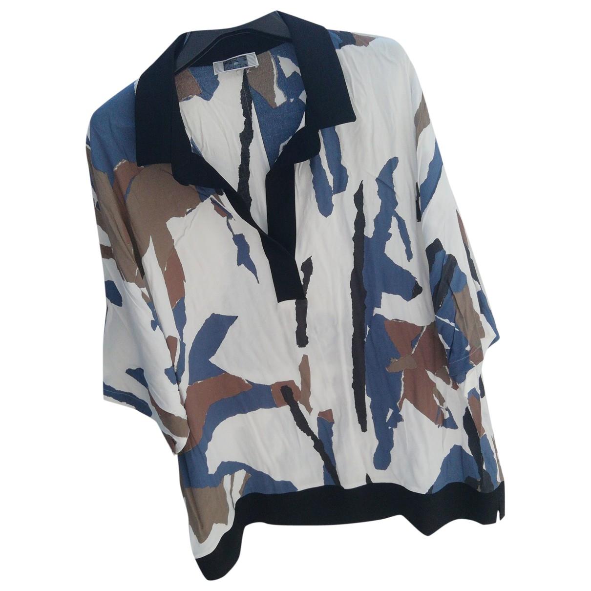 Krizia - Top   pour femme - multicolore