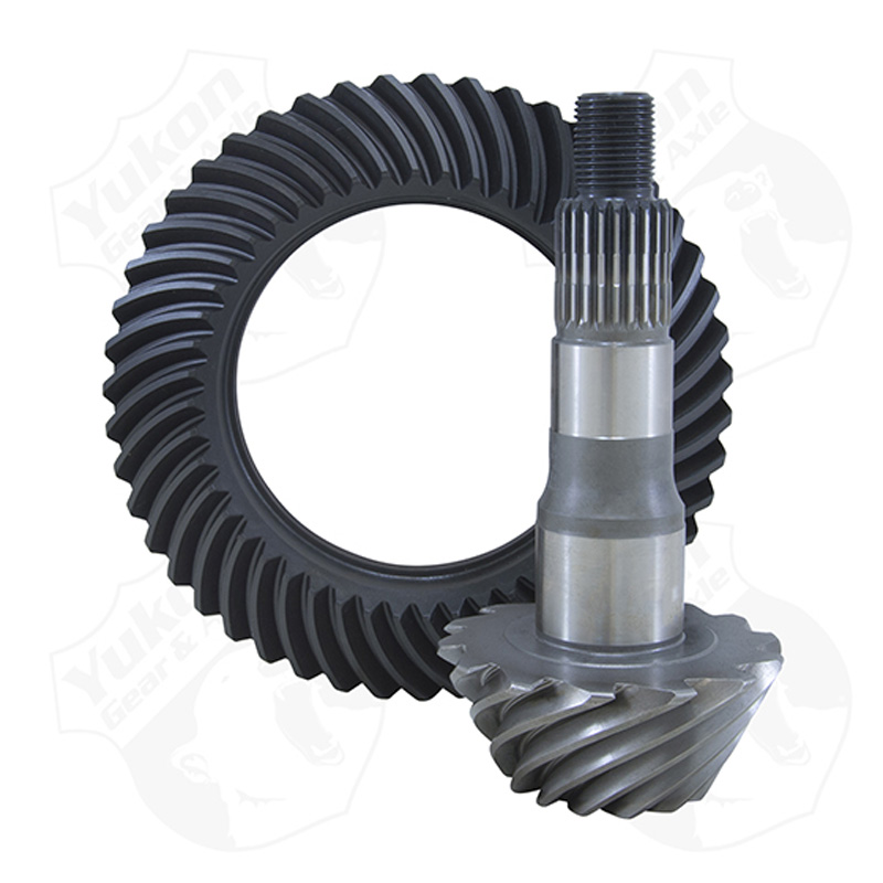 Yukon Ring And Pinion Set 04 And Up Nissan M205 Front 3.73 Ratio Yukon Gear & Axle YG NM205R-373R