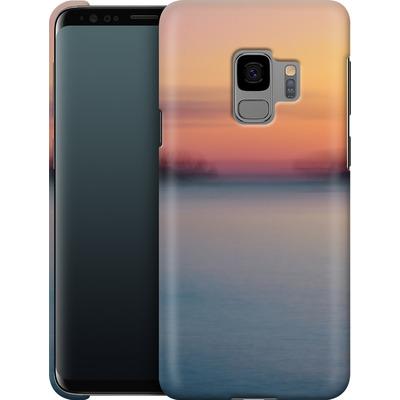 Samsung Galaxy S9 Smartphone Huelle - Sea Sunset Abstract 2 von Joy StClaire