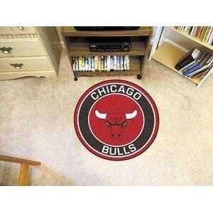 NBA - Chicago Bulls Roundel Mat 27