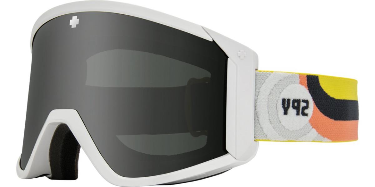Spy RAIDER 3100000000064 Men's Sunglasses White Size 160