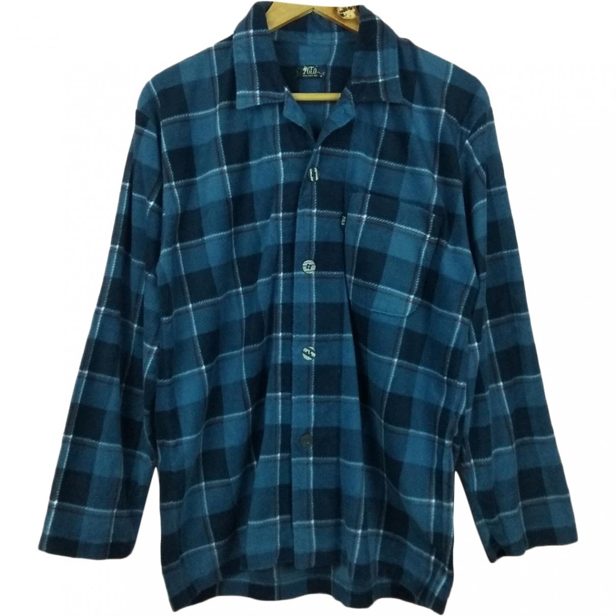Polo Ralph Lauren \N Hemden in  Blau Polyester