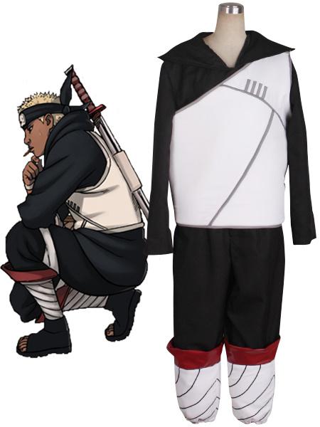 Milanoo Halloween Traje de Omoi para cosplay de Naruto