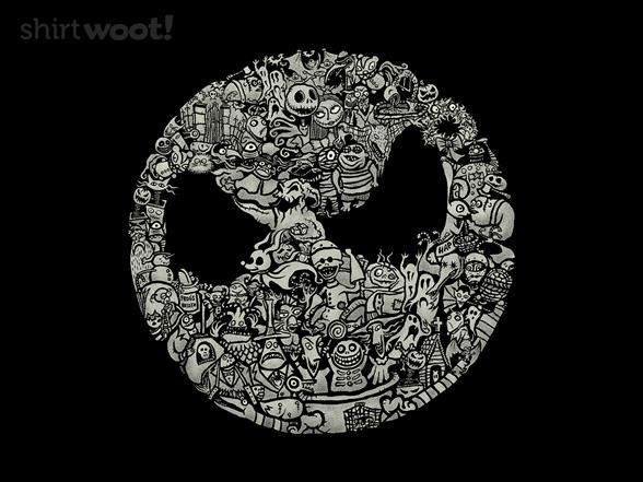 A Most Horrible Circle T Shirt