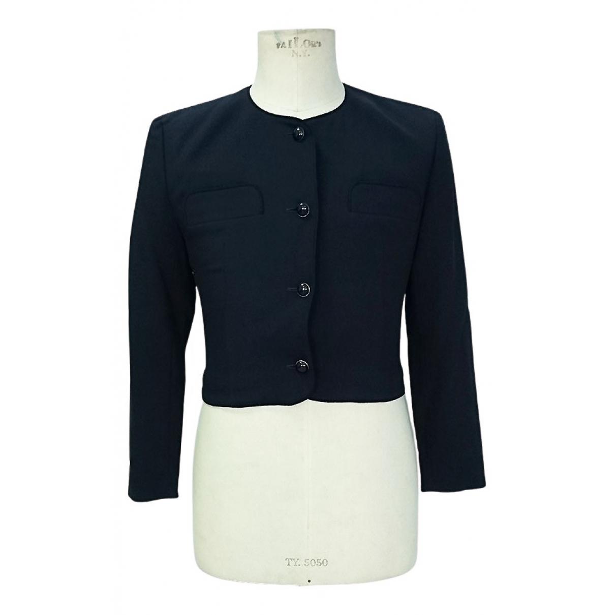 Courreges - Veste   pour femme en coton - bleu